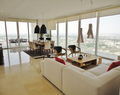 DEPARTAMENTOS EN VENTA COUNTRY TOWERS MERIDA YUCATAN